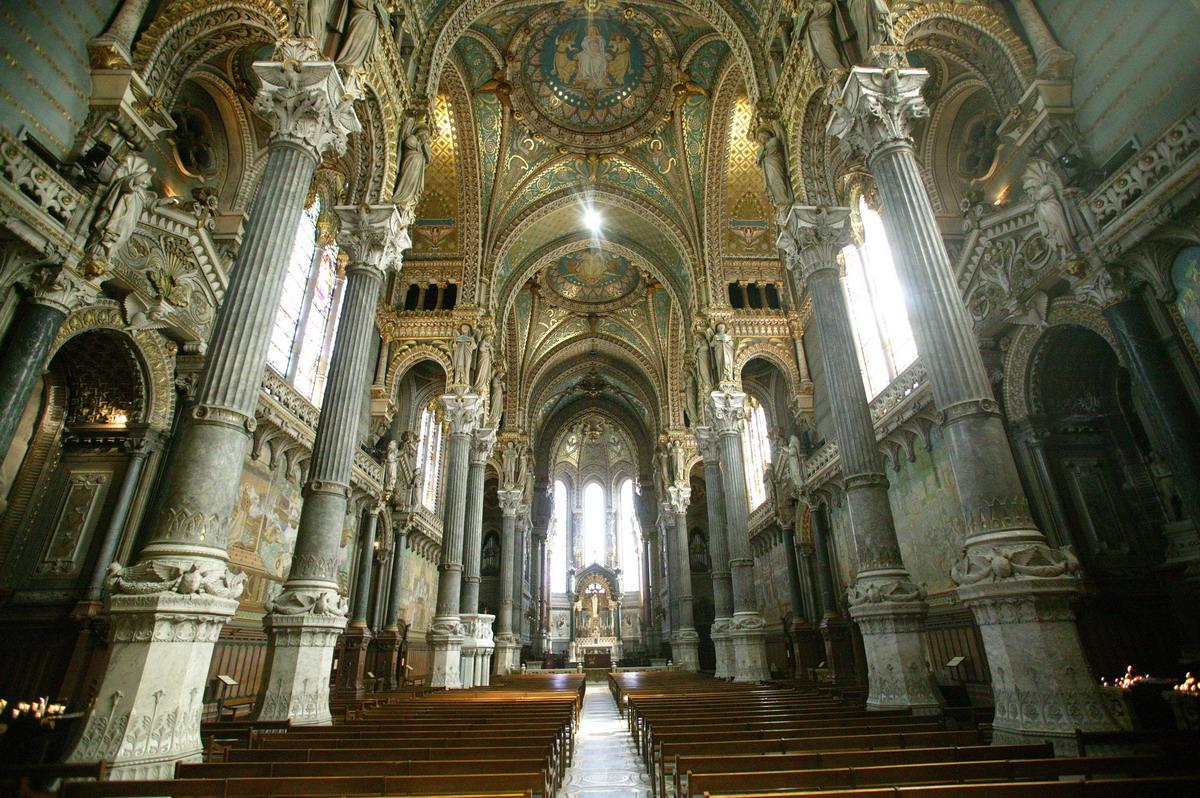 Basilique-Notre-Dame-de-Fourvière-