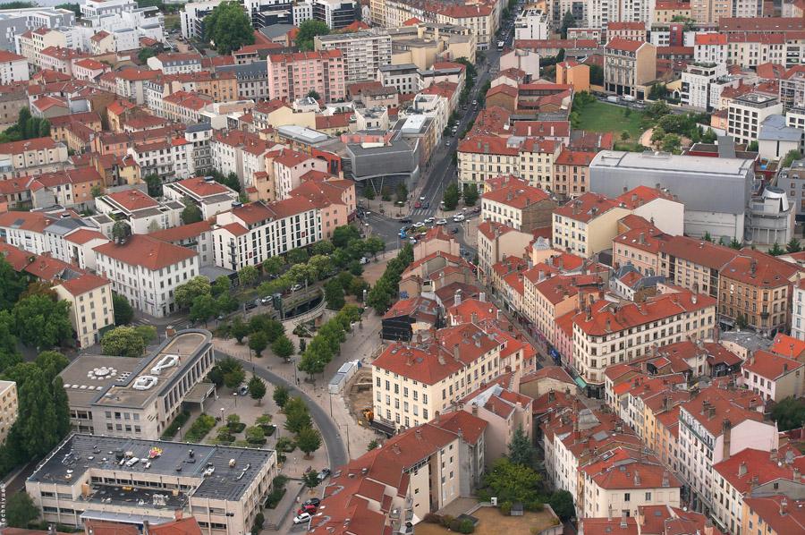 Lyon 9e Vaise