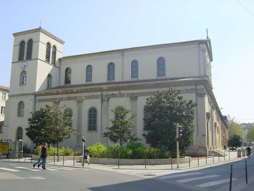 Eglise st-louis-guillotiere
