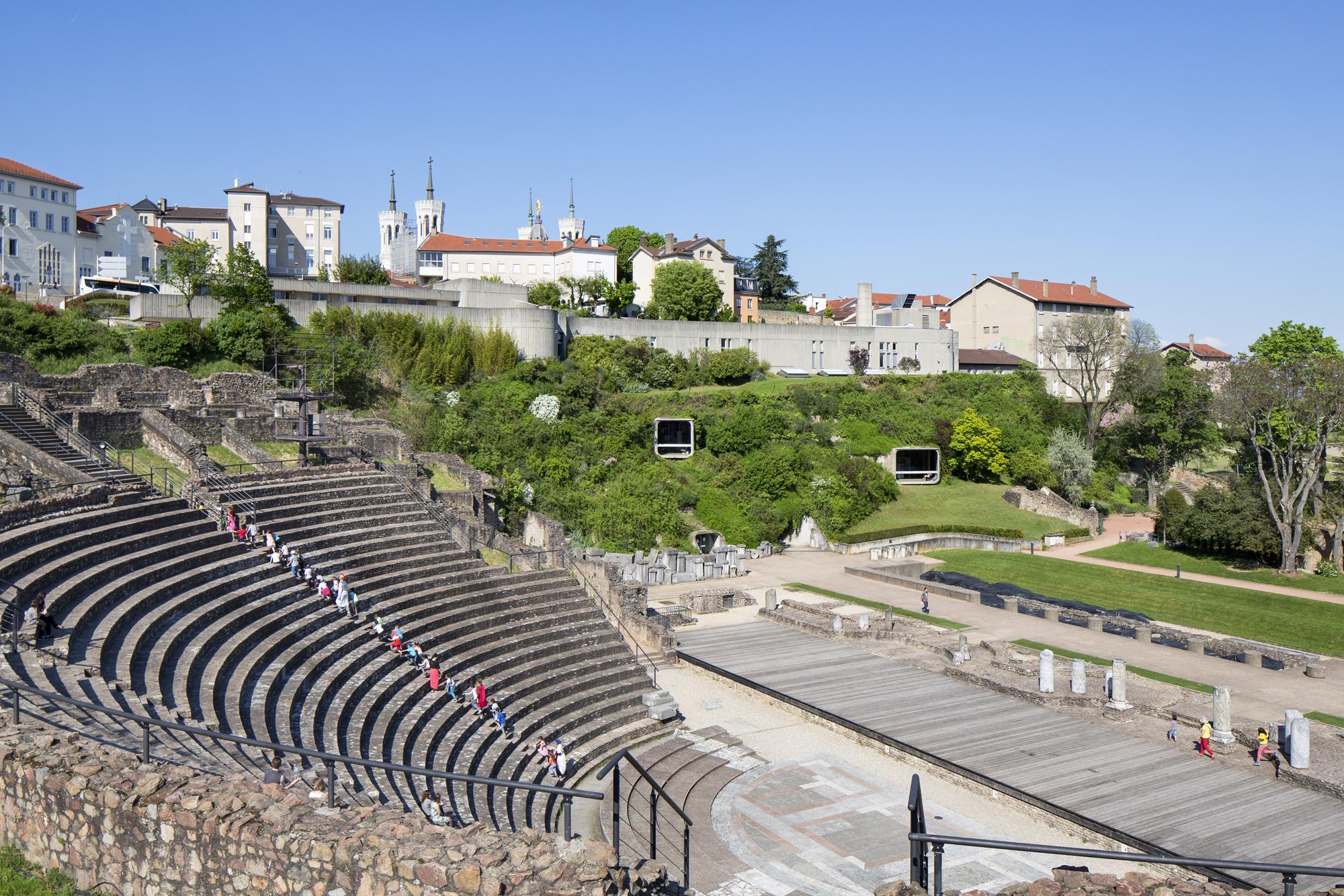 musee gallo-romain Lyon